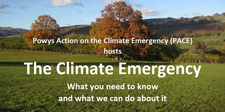 The Climate Emergency: What you need to know and what we can do about it. tickets