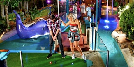 3 courses unlimited play Putt putt! tickets