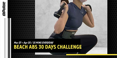 diPulse30dayschallenge tickets