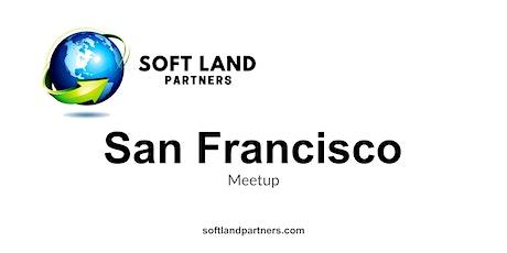 Soft Land Partners: San Francisco Meetup tickets