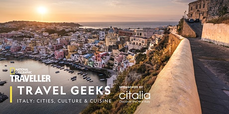 Italy: Cities, Culture & Cuisine billets
