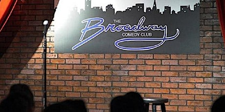 Broadway Comedy Club - NYC Best Comedy Club tickets