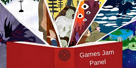 Games Jam: Liz Cable, Stella Wisdom and Ann Jones in conversation tickets
