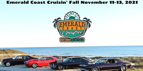 Emerald Coast Cruizin' Fall 2021 tickets
