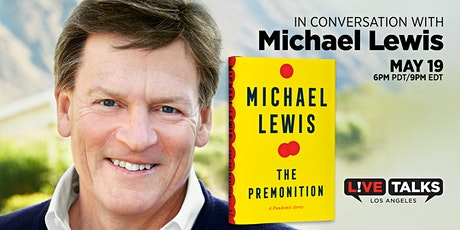 An Evening with Michael Lewis tickets