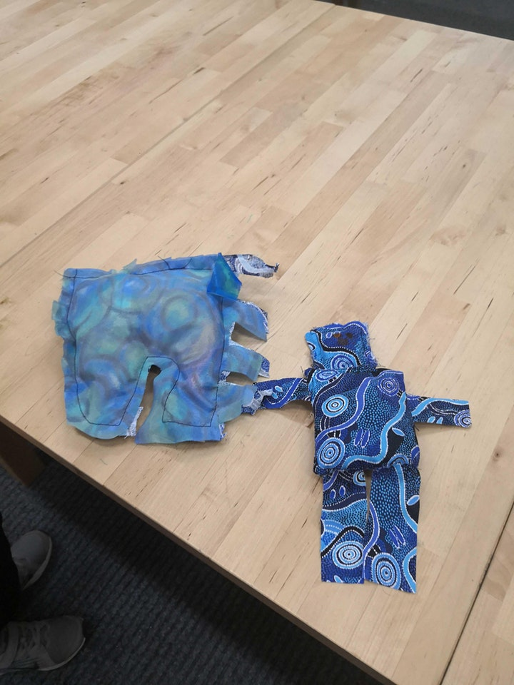 Sew a Fish! Textiles Workshop for Young Makers image