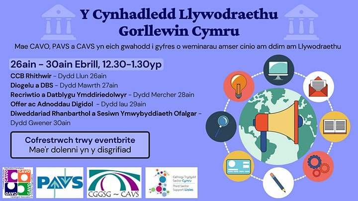 Regional Update & Mindfulness Session -The West Wales Governance Conference image