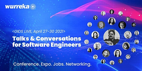 GIDS LIVE 2021 ::  Software Developer Conference, Expo & Job Marketplace tickets