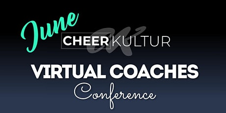 Cheer Kultur June Coaches Conference tickets