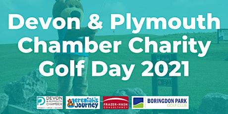 Devon & Plymouth Chamber Charity Golf Day tickets