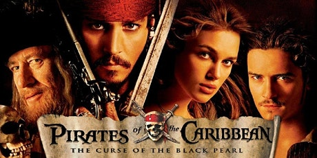 Pirates of the Caribbean – The Curse of the Black Pearl (PG) tickets
