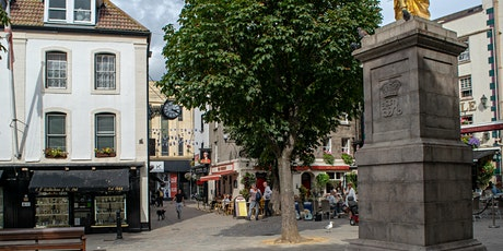 ST HELIER TOWN WALKS 2021 - ROYAL SQUARE tickets