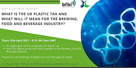 Breakfast Briefing: The UK Plastic Tax & Impact on the Beverage Industry tickets