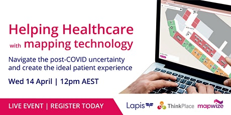 Helping Healthcare with Mapping Technology tickets