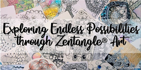 Zentangle Intermediate Course starts  May 6  (8 sessions) tickets