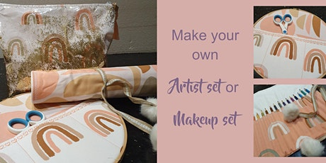 Artist Set or Makeup Set Sewing Workshop tickets