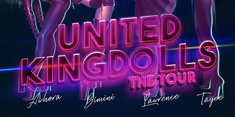 Klub Kids Brighton presents: THE UNITED KINGDOLLS - The Tour  (Ages 14+) tickets