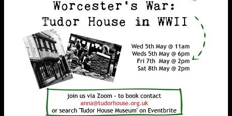 The Talkies: Worcester's War tickets
