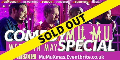 Super Funny Comedy Special - MUMU Maidstone!! tickets