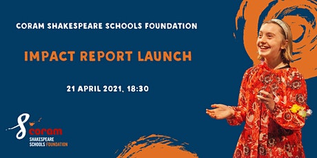 Coram SSF: Impact Report Launch tickets