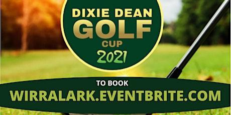 The Dixie Dean Golf Cup 2021 tickets