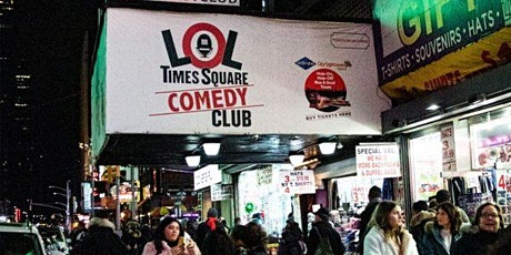 LoL Times Square Comedy Club - NYC Comedy Club tickets