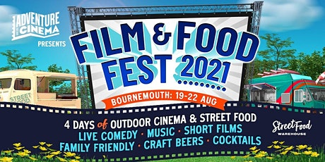 Grease Outdoor Cinema Sing-A-Long at Film & Food Fest Bournemouth tickets