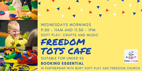 Freedom Tots Cafe tickets