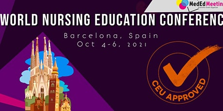 World Nursing Education Conference entradas
