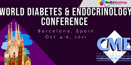 World Diabetes & Endocrinology Conference entradas