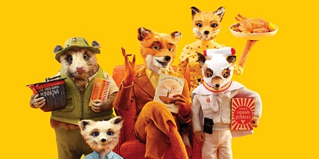 Drive-In at Comrie Croft: Fantastic  Mr. Fox (PG) tickets