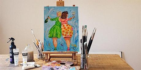 'Celebrations' Painting  workshop & Afternoon Tea @Hatfield tickets