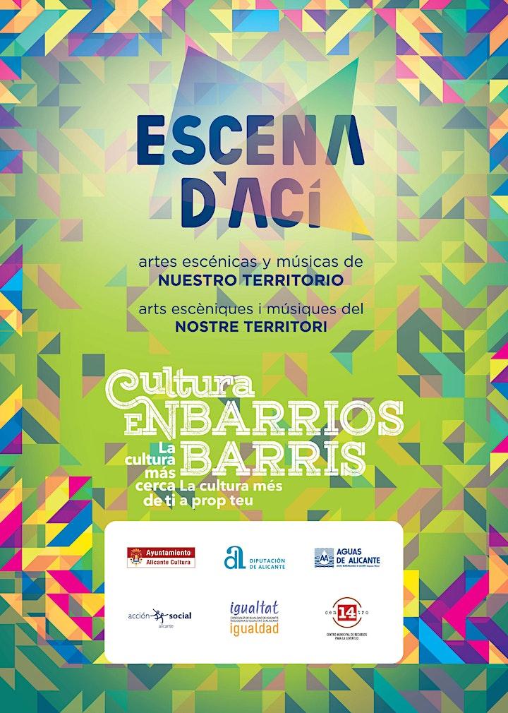 Imagen de Cia Loles Serrano  DOMINAS, CHONIS Y PRINCESAS (ESCENA D´ ACI) Teatro