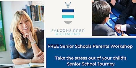 Senior Schools  Parents Workshop tickets
