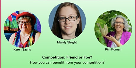 Competition-Friend or Foe? tickets