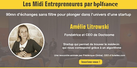 Midi Entrepreneures  #18 tickets