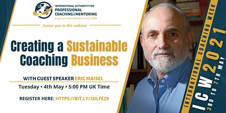 Creating a Sustainable Coaching Business tickets