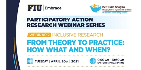 Inclusive Research from Theory to Practice tickets
