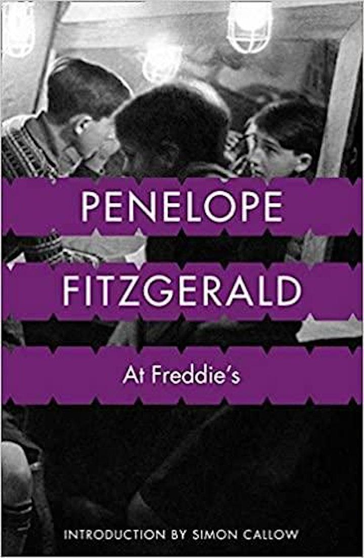 Emily's Walking Book Club - May - At Freddie's image