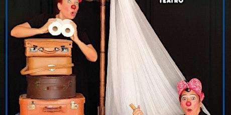 Clowndestino  CACHIVACHES (MENUTSBARRIS) Teatro entradas