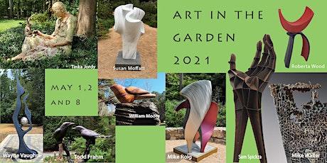 26th Annual Art in the Garden Sculpture Exhibition tickets