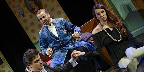 Cia. Clásica de Comedias CHÉJOV IN LOVE ( MENUTSBARRIS)Teatro entradas