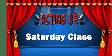 Auditioning 101 - Saturday Class grades 6-12 tickets