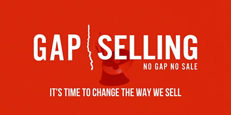 Gap Selling Training - Sales Training for Sales Professionals tickets