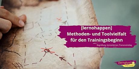 [lernohappen]: Methoden- und Toolvielfalt für den Trainingsbeginn Tickets
