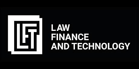 Algorithms and Digital Legal Services - Professor Philip Treleaven (UCL) tickets