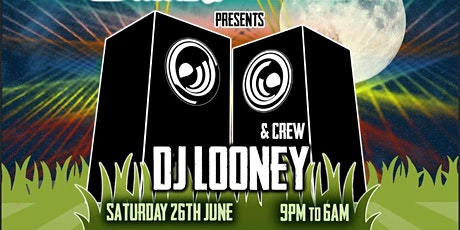 Kent Motives Presents: Post Lockdown Rave with DJ Looney tickets