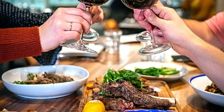 Italiensk matlagningskurs Online    Den 03 Juni tickets