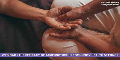 Webinar | Acupuncture Treatment for Chemotherapy-Induced Side Effects tickets