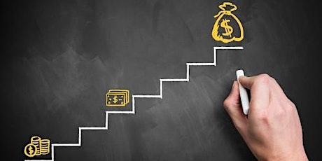 Redstone Webinar - Ten Steps to Financial Success tickets